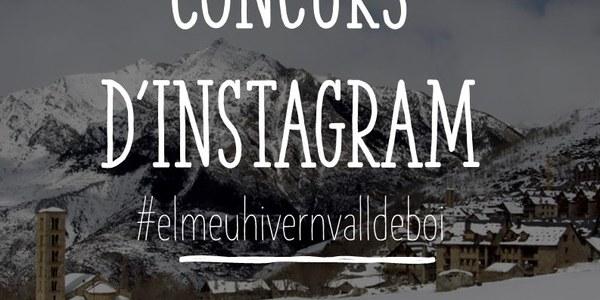 I CONCURS FOTOGRÀFIC D'INSTAGRAM