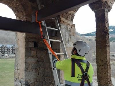 L'Ajuntament de la Vall de Boí adquereix equipaments de protecció individuals.