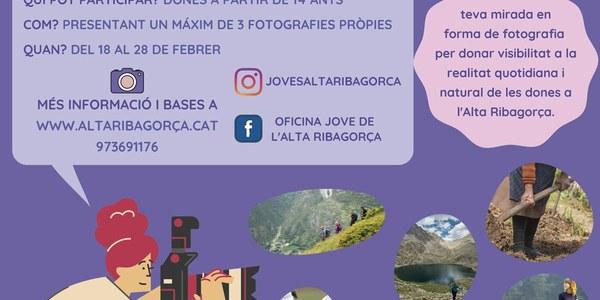 MIRADES DE DONES a l'Alta Ribagorça
