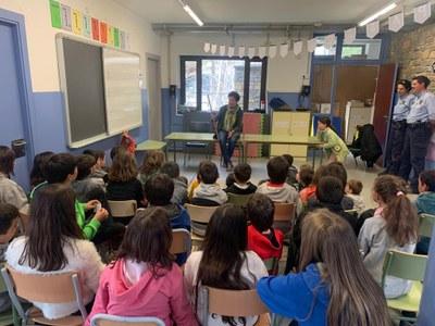 Setmana de la dona a l'Escola Vall de Boí